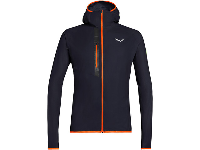 SALEWA Puez Light Powertex Chaqueta Hombre, premium navy